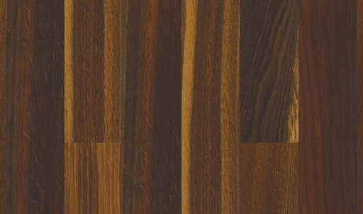 Boen Finesse Smoked Oak Parquet Flooring, 2V Bevel, Brushed, Oiled, 10.5x135x1350 mm Image 2