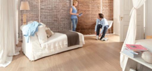 Boen Andante Oak Engineered Flooring, White, Matt Lacquered, 138x3.5x14 mm Image 1