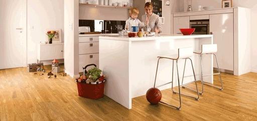 Boen Andante Oak Engineered Flooring, Protect Ultra, 138x3.5x14 mm Image 1