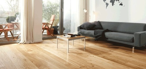 Boen Animoso Oak Engineered Flooring, Matt Lacquered, 138x3.5x14 mm Image 1