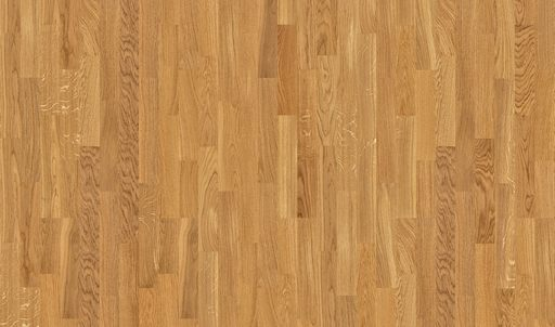 Boen Andante Oak Engineered 3-Strip Flooring, Matt Lacquered, 215x3x14 mm Image 2
