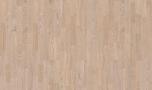 Boen Andante Oak White Engineered 3-Strip Flooring, Live Natural Oiled, 215x3x14 mm Image 1