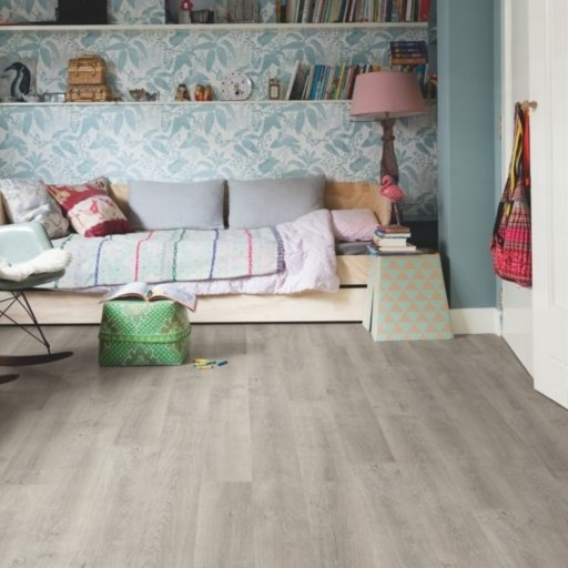 QuickStep ELIGNA Venice Oak Grey Laminate Flooring 8 mm Image 1
