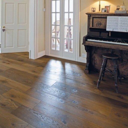 Elka Caramel Oak Engineered Flooring, Oiled, 190x3x14 mm Image 1