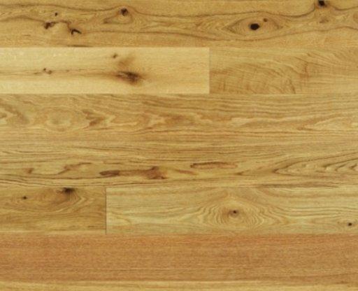 Elka Oak Engineered Flooring, Rustic, Lacqured, 190x3x14 mm Image 1