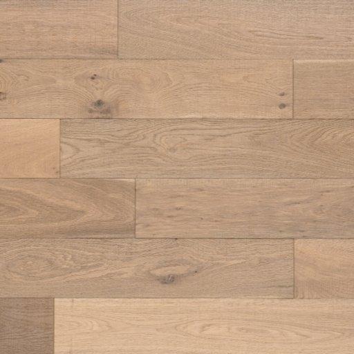 Elka Native Oak Hand Sawn Engineered Flooring, Brushed & Oiled, 150x18 mm Image 2