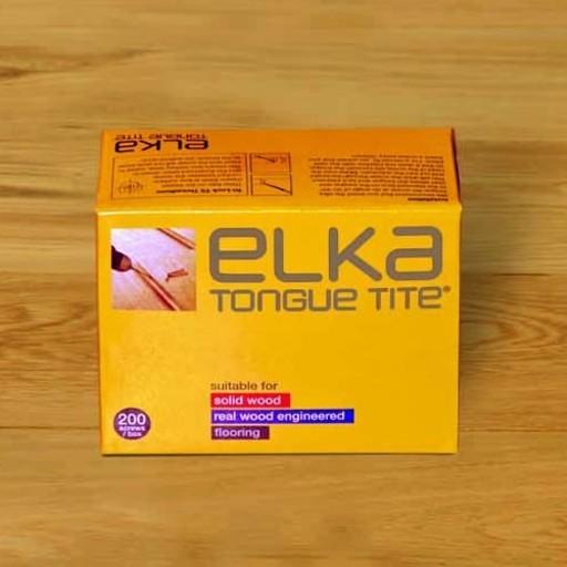 Elka Tongue Tite Screws, pack of 200 Image 1