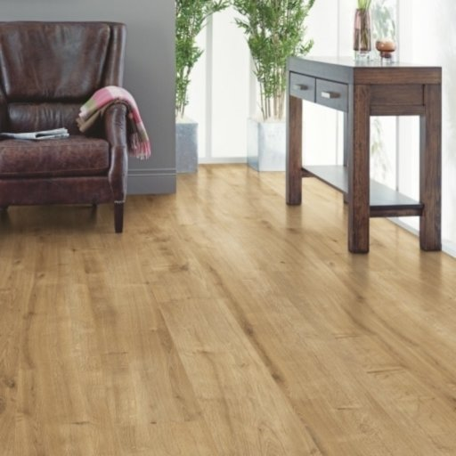 Elka Pavillion Oak Laminate Flooring, 8 mm Image 1