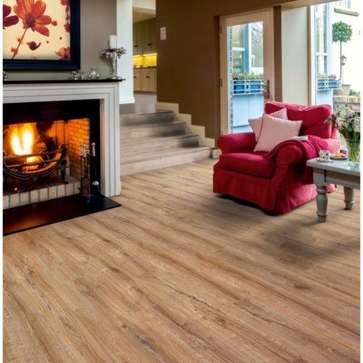 Elka Country Oak Laminate Flooring, 8 mm Image 1