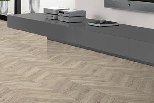 EGGER Kingsize Light Rillington Oak, Laminate Flooring, 327x8x1291 mm Image 1
