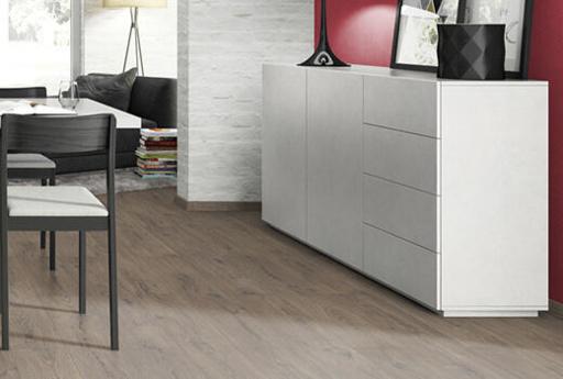 EGGER Classic La Mancha Oak Smoke Laminate Flooring, 193x10x1291 mm Image 1