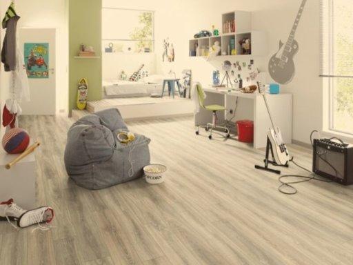 EGGER Classic Bardolino Oak Grey Laminate Flooring, 192x7x1292 mm Image 2