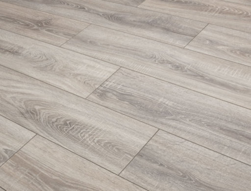 EGGER Classic Bardolino Oak Grey Laminate Flooring, 192x7x1292 mm Image 3