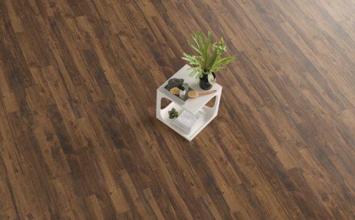 EGGER Medium Dark Hunton Oak Laminate Flooring, 135x10x1291 mm Image 1