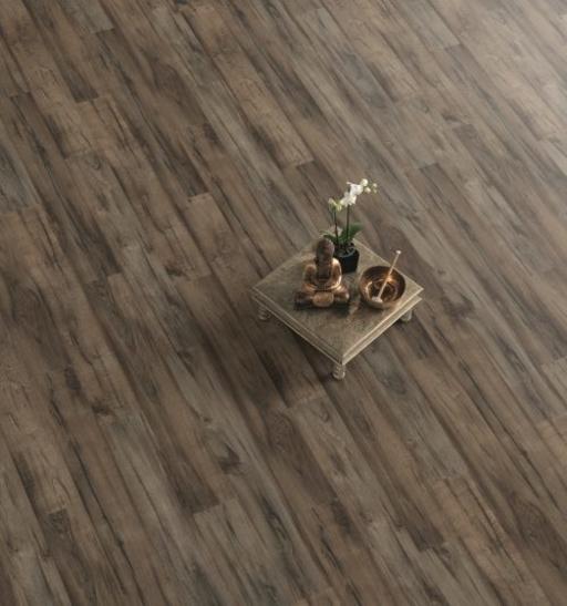 EGGER Classic Grey Brynford Oak Laminate Flooring, 193x8x1291 mm Image 1