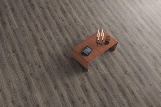 EGGER Classic Dark Lasken Oak Laminate Flooring, 192x7x1292 mm Image 1