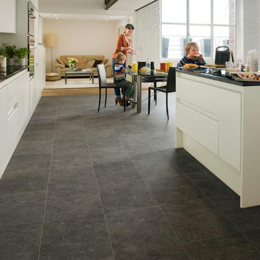 QuickStep Exquisa Slate Dark Laminate Flooring 8 mm Image 1