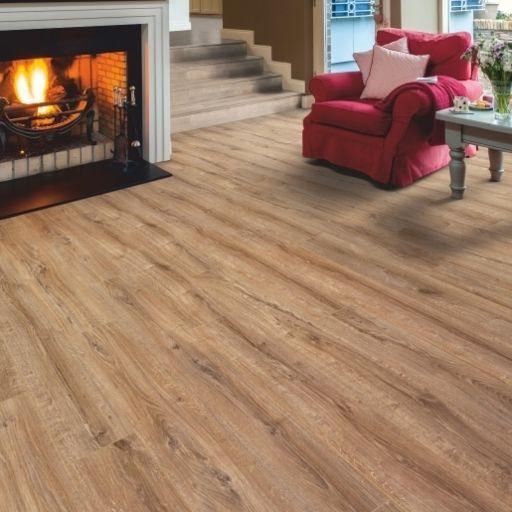 Elka Country Oak, Aqua Protect, Laminate Flooring, 8 mm Image 2