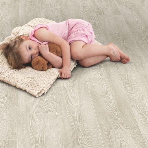 Elka Frosted Oak, Aqua Protect, Laminate Flooring, 8 mm Image 2
