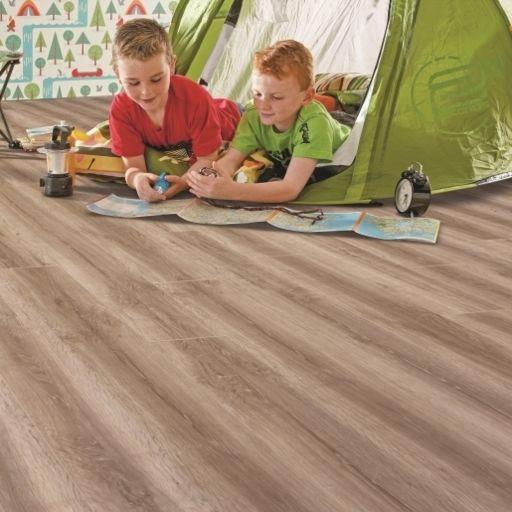 Elka Honey Oak, Aqua Protect, Laminate Flooring, 8 mm Image 2
