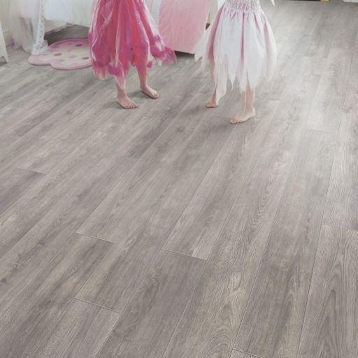 Elka Pebble Oak, Aqua Protect, Laminate Flooring, 8 mm Image 2
