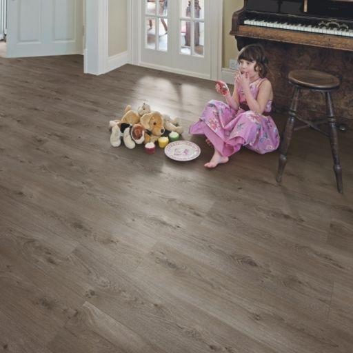 Elka Sienna Oak, Aqua Protect, Laminate Flooring, 8 mm Image 2