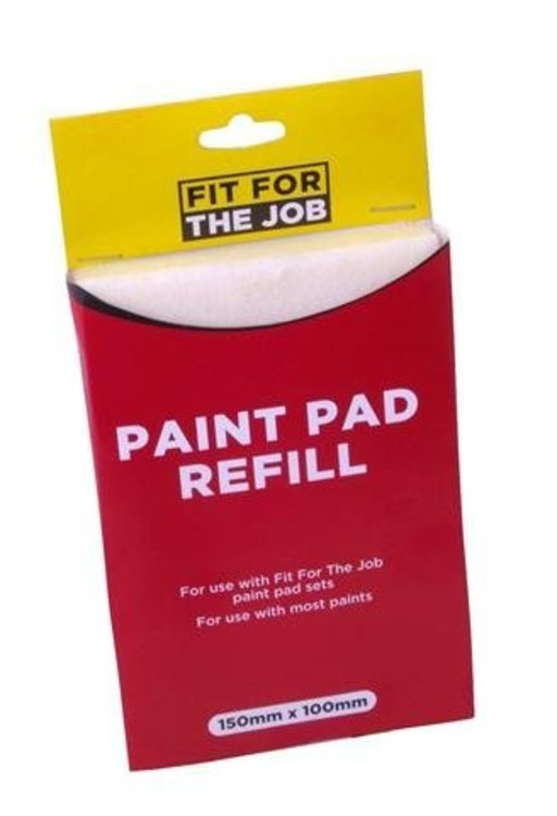 Click System Paint Pad Refill, 6 x 4 inch (150 x 100 mm) Image 1