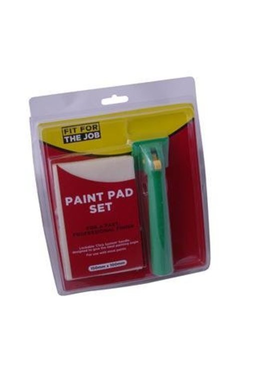 Click System Paint Pad, 6 x 4 inch (150 x 100 mm) Image 1