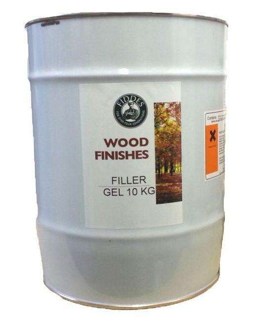 Fiddes Resin Wood Floor Filler Gel, 10L Image 1