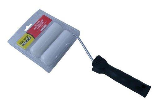 FFJ Mini Gloss Roller & Frame, Twin Pack Image 1