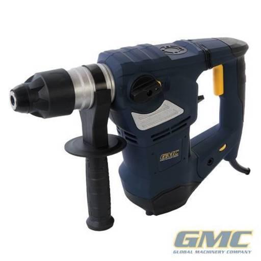 GMC SDS Plus Hammer Drill, 1800 W Image 1