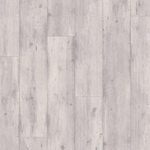 QuickStep Impressive Concrete Wood Light Grey Laminate Flooring, 8 mm Image 2