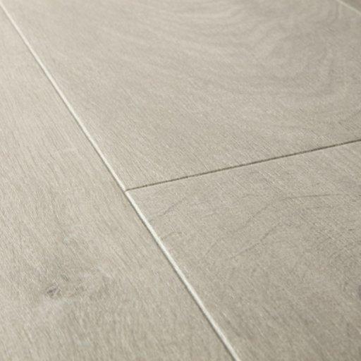 QuickStep Impressive Soft Oak Grey Laminate Flooring, 8 mm Image 2