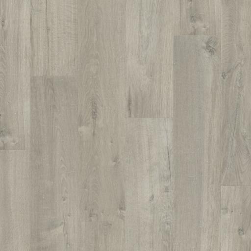 QuickStep Impressive Soft Oak Grey Laminate Flooring, 8 mm Image 3