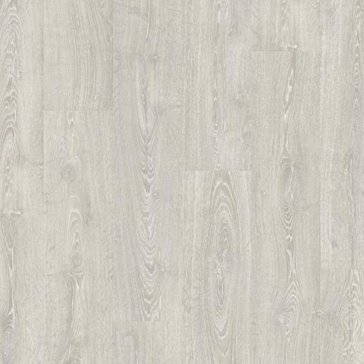 QuickStep Impressive Patina Classic Oak Grey Laminate Flooring, 8 mm Image 3