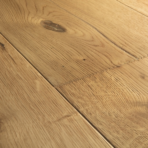 QuickStep Imperio Grain Oak Extra Matt Engineered Flooring, Matt Lacquered, 220x3x14 mm Image 3