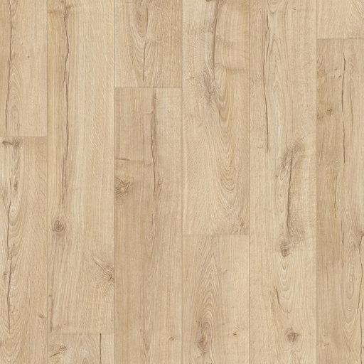 QuickStep Impressive Ultra Classic Oak Beige Laminate Flooring, 12 mm Image 2