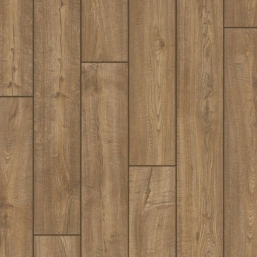 QuickStep Impressive Ultra Scraped Oak Grey Brown Laminate Flooring, 12 mm Image 2