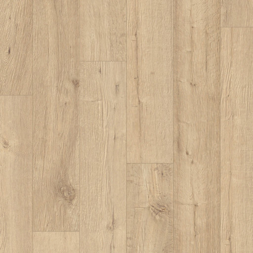 QuickStep Impressive Ultra Sandblasted Oak Natural Laminate Flooring, 12 mm Image 2
