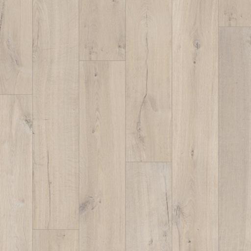 QuickStep Impressive Ultra Soft Oak Light Laminate Flooring, 12 mm Image 2