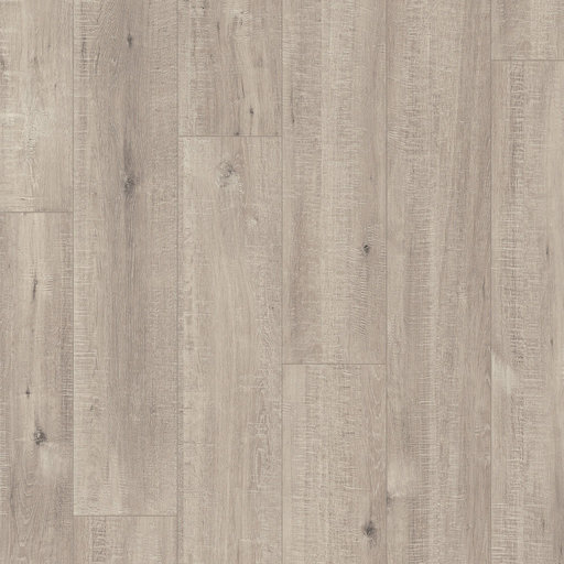 QuickStep Impressive Ultra Saw Cut Oak Grey Laminate Flooring, 12 mm Image 2