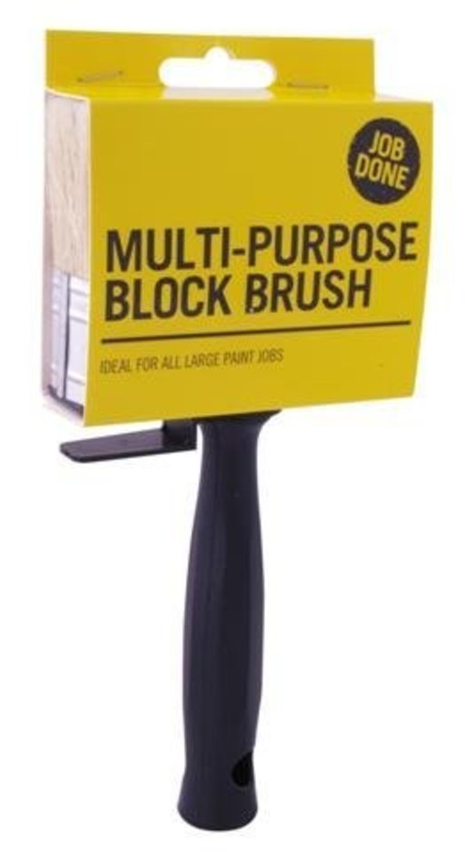 Job Done Multi-Purpose Block Brush Image 1