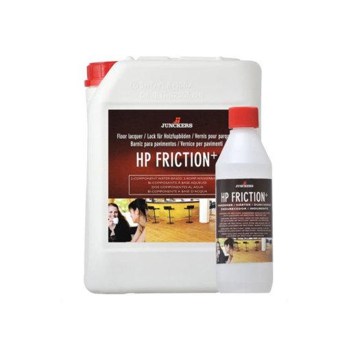 Junckers HP Friction Plus Varnish, Ultra Matt, 5L Image 1