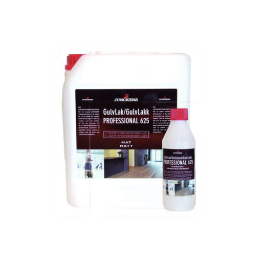 Junckers Professional 625 Varnish, Gloss, 5L Image 1