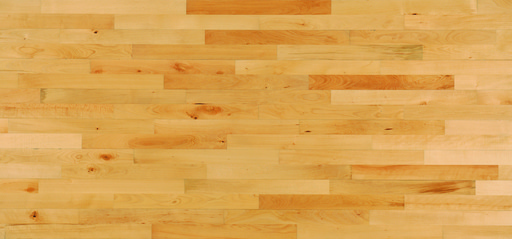 Junckers Beech Solid 2-Strip Wood Flooring, Ultra Matt Lacquered, Harmony, 129x22 mm Image 1