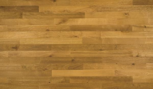 Junckers Beech SylvaKet Solid 2-Strip Flooring, Ultra Matt Lacquered, Harmony, 129x22 mm Image 1