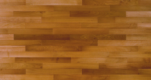 Junckers Beech SylvaKet Solid 2-Strip Flooring, Oiled, Classic, 129x22 mm Image 3