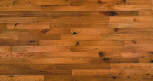 Junckers Beech SylvaKet Solid 2-Strip Wood Flooring, Silk Matt Lacquered, Variation, 129x14 mm Image 4