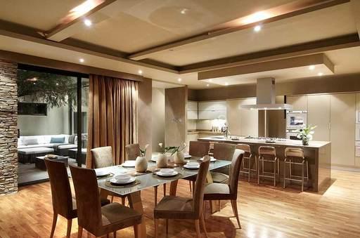 Junckers Beech SylvaRed Solid 2-Strip Wood Flooring, Silk Matt Lacquered, Harmony, 129x22 mm Image 4