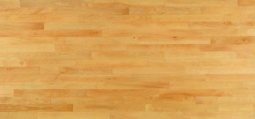 Junckers Beech Solid 2-Strip Wood Flooring, Silk Matt Lacquered, Classic, 129x22 mm Image 2